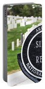 Arlington National Cemetery Part 1 Portable Battery Charger