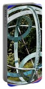 Armillary Sphere Portable Battery Charger