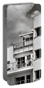 Art Deco Apartments Portable Battery Charger
