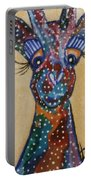 Girafe Art Portable Battery Charger