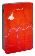 Art Homage Joan Miro Picacho Arizona 2005 Portable Battery Charger