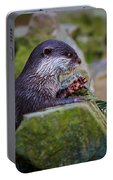Asian Small Clawed Otter Portable Battery Charger