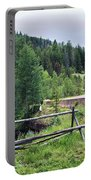 Aspen Trees In Vail - Colorado Portable Battery Charger