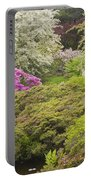 Asticou Azelea Garden - Northeast Harbor - Mount Desert Island - Maine Portable Battery Charger