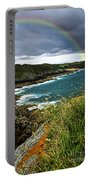 Atlantic Coast In Brittany Portable Battery Charger