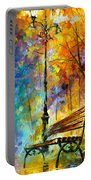 Aura Of Autumn 2 Portable Battery Charger