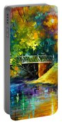 Aura Of Autumn 3 Portable Battery Charger