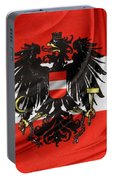 Austrian Flag Portable Battery Charger