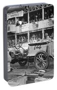 Auto Racing, 1910 Portable Battery Charger