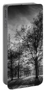 Autumn In London Portable Battery Charger