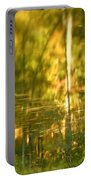 Autumn Reflections In Tennessee Portable Battery Charger