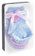 Baby Socks Portable Battery Charger