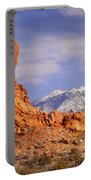 Balanced Rock  Portable Battery Charger