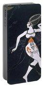 Ballet Scene With Tamara Karsavina Portable Battery Charger