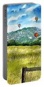 Balloon Race Portable Battery Charger