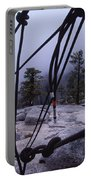 Bandaloop Dance Company, Yosemite, Ca Portable Battery Charger
