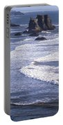 Bandon Beach Seastacks 4 Portable Battery Charger