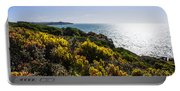 Bass Strait Ocean Landscape In Tasmania Portable Battery Charger