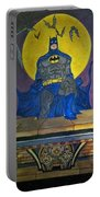 Batman On The Roof Top Portable Battery Charger