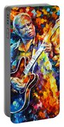 Bb King  Long Nights Portable Battery Charger
