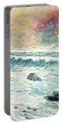 Beach Tide Portable Battery Charger