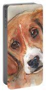 Beagle Dog  Portable Battery Charger