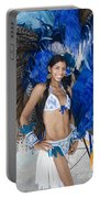 Beautiful Women Of Brazil 9 Portable Battery Charger