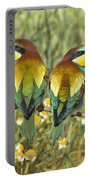 Bee-eaters Portable Battery Charger