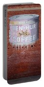 Ben Hur Coffee Portable Battery Charger