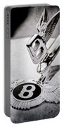 Bentley Hood Ornament - Emblem Portable Battery Charger