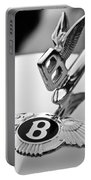 Bentley Hood Ornament Portable Battery Charger