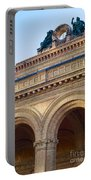 Berlin Anhalter Bahnhof Ruin Portable Battery Charger