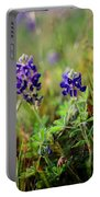 Bluebonnets On Film Portable Battery Charger