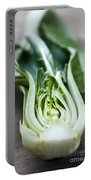 Bok Choy Portable Battery Charger