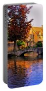 Bourton On The Water Portable Battery Charger