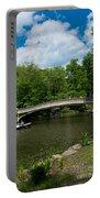 Bow Bridge Central Park Portable Battery Charger