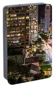 Brickell Ave Downtown Miami  Portable Battery Charger