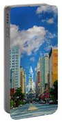 Broad Street - Avenue Of The Arts Portable Battery Charger