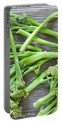 Broccoli Stems Portable Battery Charger