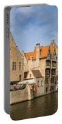 Bruges Canals Portable Battery Charger