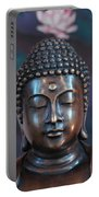 Buddha Statue Denver Portable Battery Charger