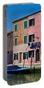 Burano, Venice Portable Battery Charger