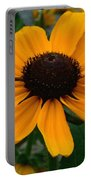 Butterscotch Daisy Portable Battery Charger