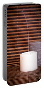 Candles And Bamboo Portable Battery Charger