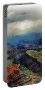 Canyon Clouds Portable Battery Charger