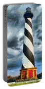 Cape Hatteras Lighthouse Portable Battery Charger