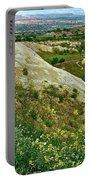 Cappadocia Landscape-turkey Portable Battery Charger