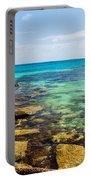 Caribbean Sea View Portable Battery Charger