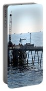 Carpinteria Pier Portable Battery Charger