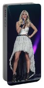 Singer Carrie Underwood Portable Battery Charger